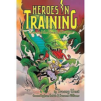 Zeus et le terrible Dragon (héros en formation)
