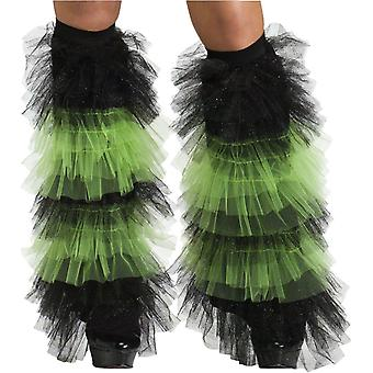 Boot Covers Tulle volants de Bk Gr