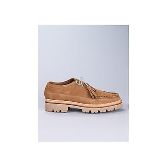 Grenson Bennett Suede Chukka Shoes