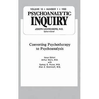 המרת פסיכואנליזה פסיכואנליטית 10.1 על ידי מאלין & ארתור