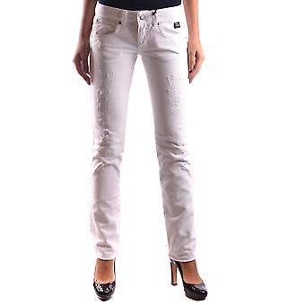 Roy Roger-apos;s Ezbc159001 Femmes-apos;s White Denim Jeans