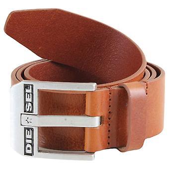 Diesel Bluestar Belt - Tan