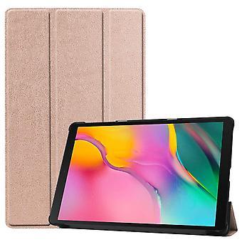 Slim Fit Cover für Samsung Galaxy Tab A 10.1 2019-Rose Gold