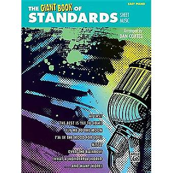 The Giant Book of Standards Sheet Music - Easy Piano - 9781470610678 B