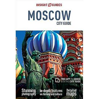 Moscow by Insight Guides - 9781780059389 Book