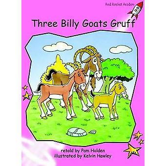 Three Billy Goats Gruff - Pre-reading (International edition) by Pam H