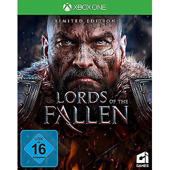 I signori del caduto Limited Edition Xbox One gioco (scatola tedesca)
