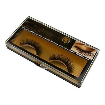 Luxurious false eyelashes of Minkfur