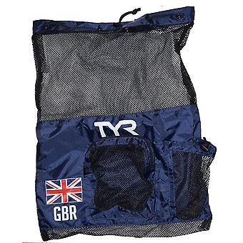 Tyr Big Mesh äiti reppu British Federation
