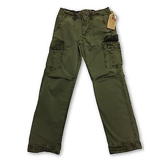 Tailor Vintage Military Grade chinos in Army Green
