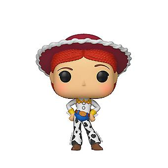 Funko POP-Disney-Toy Story 4: Jessie Collectible figur