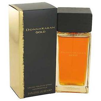 Donna Karan Gold By Donna Karan Eau De Toilette Spray 3.4 Oz (women) V728-426968