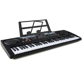 Akatemian musiikki Electric Keyboard 61 avain