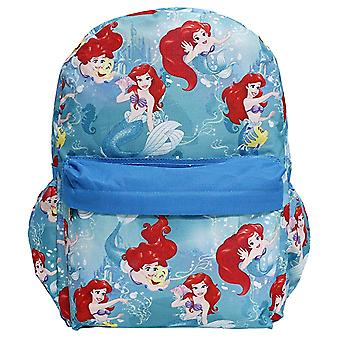 Backpack - Disney Princess - Mermaid Ariel Light All-over 16