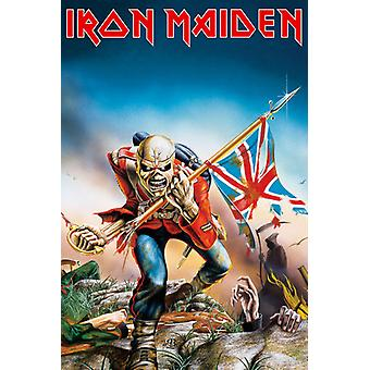 Iron Maiden Trooper (Global) Maxi affisch 61x91.5cm