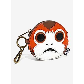 Coin Bag-Star Wars-os últimos Jedi Porg tljcb0005