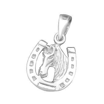 Horseshoe - 925 Sterling Silver Pendants - W23866x