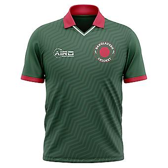 2020-2021 Bangladesh Cricket Concept Shirt