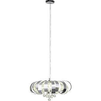 Parlak lamba Stradivari kolye lambası 60cm alu