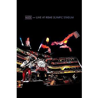 Muse - Live at the Rome Olympic Stadium (CD/DVD) [CD] USA import
