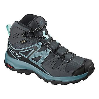 Salomon Radiant Mid Gtx Goretex 406747 trekking winter women shoes