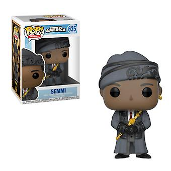 Coming to America Semmi Pop! Vinyl