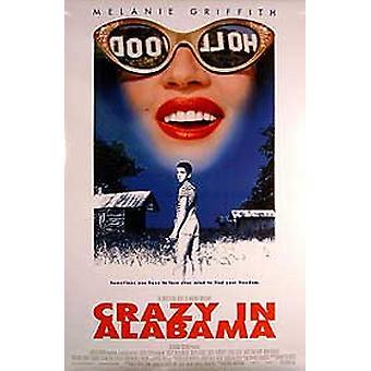 Crazy in Alabama (dubbelzijdig) originele Cinema poster