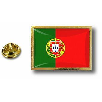 pine pine pin badge pin-apos;s metal with portuguese Portuguese Portuguese flag butterfly clamp