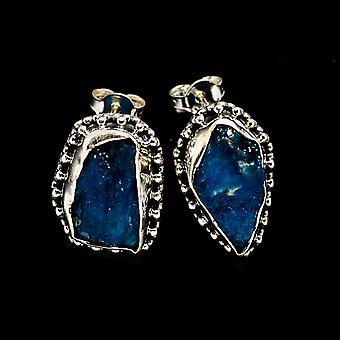 Orecchini Blu Fluorite 1