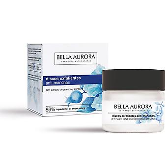 Bella Aurora Limpieza kasvojen Discos exfoliants anti-Manchas 30 UDS Unisex
