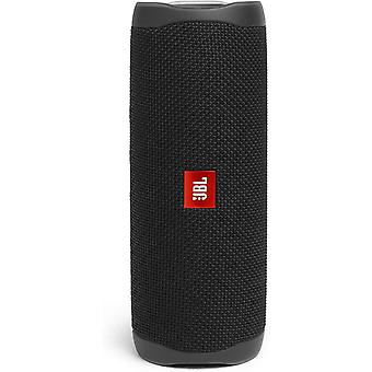 JBL Flip 5 Portable Waterproof Bluetooth Speaker - Midnight Black