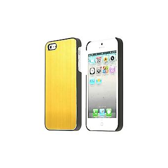 Aluminium Hull Brushed Gold For IPhone 5