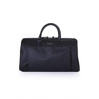 Ted Baker Mens Ander Textured Pu Holdall