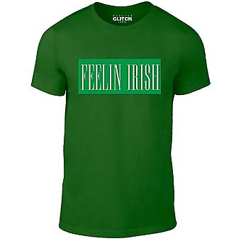 Men's feelin irish st patrick's day t-shirt