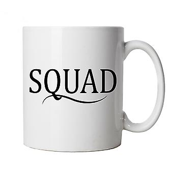 Squad Mug | Happy Birthday Celebration Party Getting Older | Age Related Year Birthday Novelty Gift Present | Birthday Drinking Cup Gift