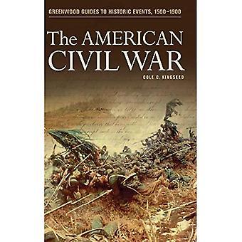 Wojny secesyjnej (Greenwood prowadnice do serii wydarzeń historycznych 1500-1900)