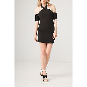 Fontana 2.0 - robe zelinda femmes, noir