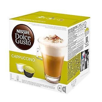 Koffie capsules Nescafé Dolce Gusto 98492 cappuccino (16 ud's)