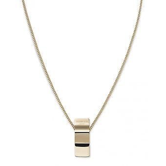 Rosefield BWCNG-J206 necklace and pendant - COLLECTION THE LOIS Colier charm wave dor Steel Women