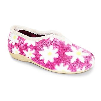 Lunar Daisy Flower Slipper