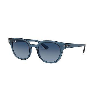 Ray-Ban RB4324 6448Q8 Dark Blue/Azure Blue Gradient Sunglasses