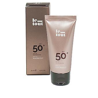 Le Tout Facial Sun Protect Spf50MD 50 Ml pour les femmes