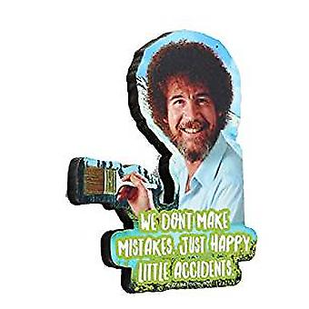 Magnet - Bob Ross - Little Accidents Funky Chunky New 95626