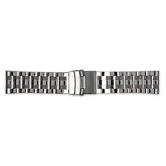 Authentic police watch bracelet stainless steel for 14377jstbl/03m