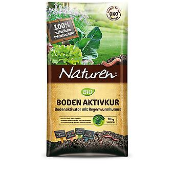SUBSTRAL® Natural® ORGANIC Soil Active Cure, 10 kg