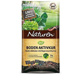 SUBSTRAL® Naturen®  BIO Bodenaktivkur, 10 kg