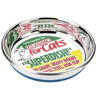 Classic Lemmikit SUPERDISH kissa (kissat, kulhot, annostelijat & astiat, kulhot)