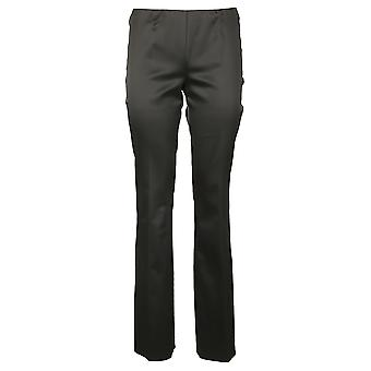 P.a.r.o.s.h. D230378013 Women's Black Polyester Pants