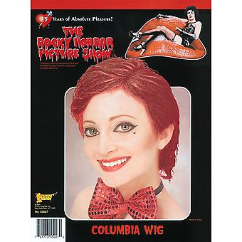 The Rocky Horror Picture Show Womens/Ladies Columbia Wig