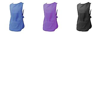 Dennys Womens/Ladies Workwear Tabard (Pack of 2)